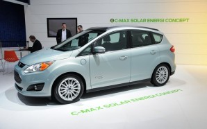 Top Hybrid Cars: Ford C-MAX