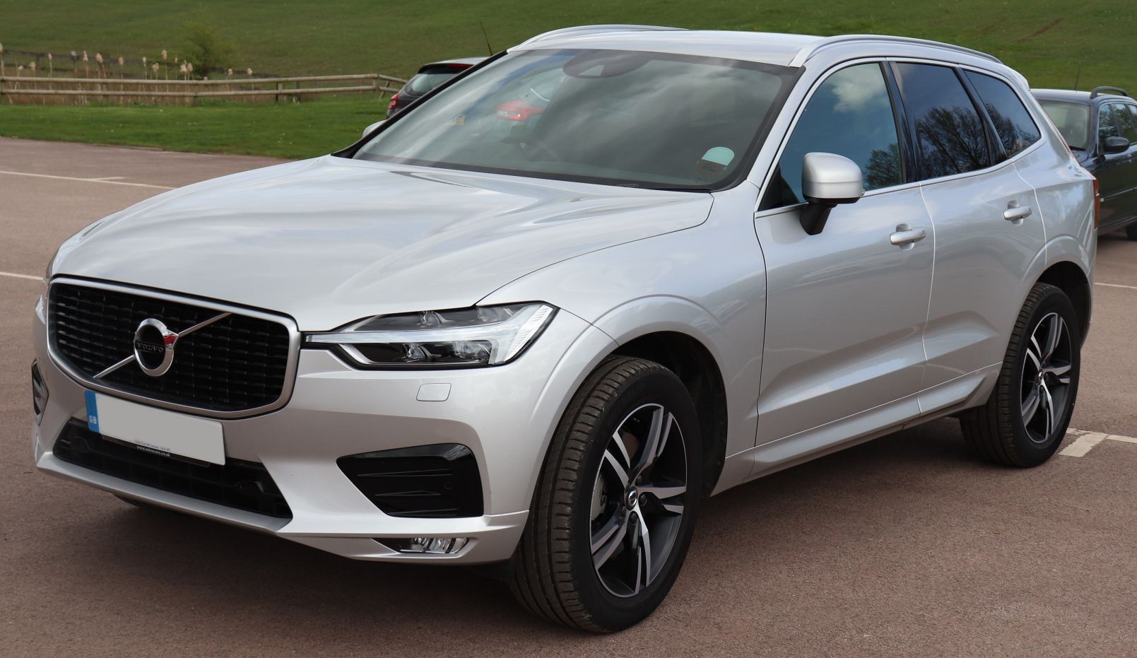 Introduction to Volvo XC60 SUV